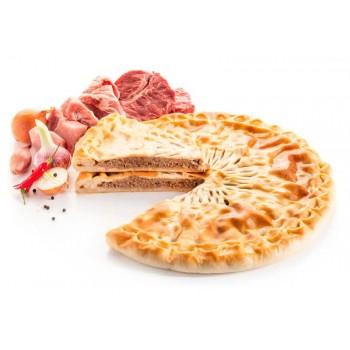 """Осетинский пирог с мясом """"фыдджин"""""""